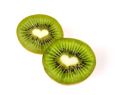 Free Sliced Kiwi Stock Photo - 20586400