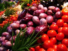 Free Vegetable In The Market Stock Photo - 20587940