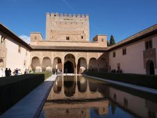 Free Alhambra Palace Stock Images - 20588984
