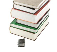 Free Pile Of Books Stock Photo - 20589930