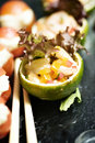 Free Asian Inspired Dish Royalty Free Stock Image - 20592186