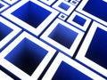 Free Dark Geometrical Background Stock Images - 20594304
