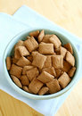 Free Chocolate Muesli In Bowl Stock Photography - 20595812