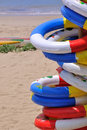 Free Sea Beach Holiday Life Buoy Stock Photography - 20598302