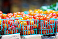 Free Colorful Cherry Tomatoes Royalty Free Stock Images - 20598959