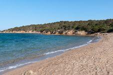 Free Beach In Sardinia Royalty Free Stock Photos - 20591578