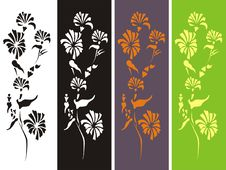Free Summer Floral Background Royalty Free Stock Image - 20591766