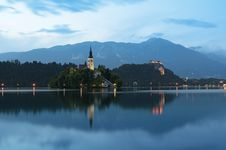 Free Lake Bled, Slovenia Royalty Free Stock Images - 20591799