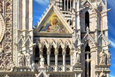 Free Details Of Cattedrale Di Santa Maria Assunta Royalty Free Stock Photography - 20592077