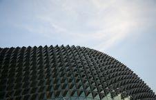 Free Esplanade Building Singapore Stock Images - 20592224