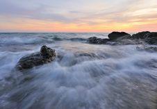 Free Sunrise Over Sea Stock Images - 20592584
