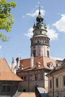 Free Castle Of Cesky Krumlov Stock Photo - 20594240