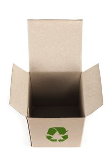 Free Paper Box Royalty Free Stock Image - 20594406