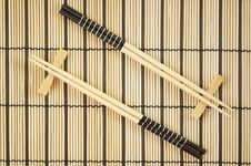 Free Chopsticks Royalty Free Stock Photos - 20594878