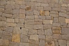 Free Ancient Stone Wall Stock Image - 20594941