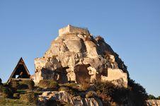 Village Of Les Baux-de-Provence Stock Image