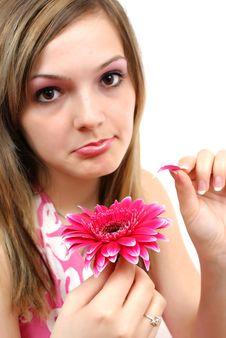 Free Attractive Sad Woman Stock Photos - 20595443