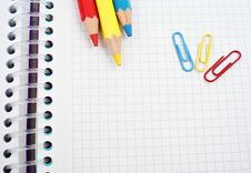 Free Set Of Pencils Stock Photo - 20595870