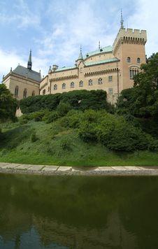 Free Bojnice Castle, Slovakia Stock Photos - 20597613