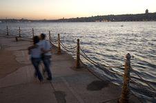 Free Istanbul City, Uskudar District.. Turkey. Royalty Free Stock Photos - 20597688
