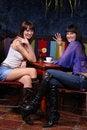 Free Chatting Girls Royalty Free Stock Image - 2068596