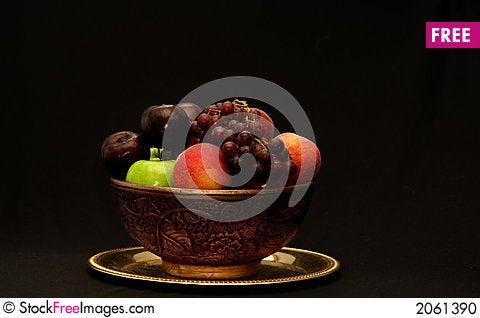 Free Fruit Bowl I Stock Photo - 2061390