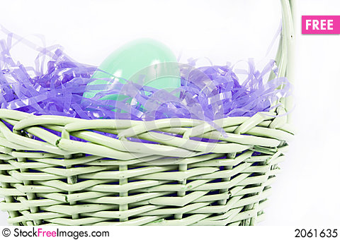Free Easter Scene Royalty Free Stock Photo - 2061635