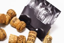Corks And A Picture