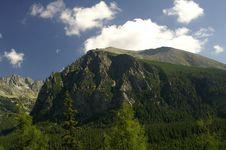 Free High Tatras Royalty Free Stock Image - 2062636