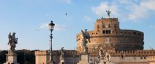 Castle ST. Angelo Stock Photography