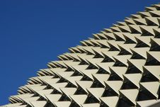 Free Roof Of Esplanade Stock Images - 2064474