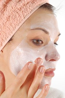 Free Beauty Mask 19 Stock Image - 2065311