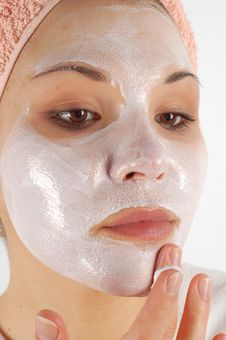 Free Beauty Mask 19 Royalty Free Stock Photo - 2065345