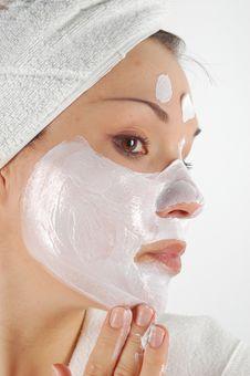 Free Beauty Mask 19 Royalty Free Stock Photography - 2065777