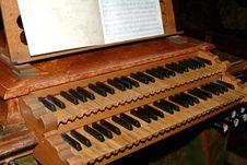 Free Baroque Organ Stock Photography - 2066322