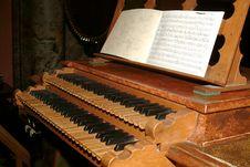 Free Baroque Organ Stock Photography - 2066332