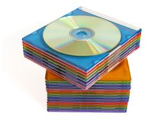 Free Isolated Disks Royalty Free Stock Photography - 2066577