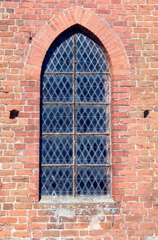 Free Gothic Church Window. Stock Image - 2066731