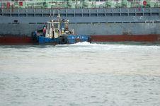 Free Tug Boat Stock Photo - 2067200