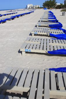 Free Cabanas Stock Image - 2067861