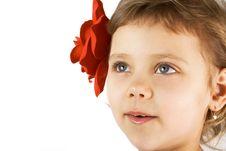 Free Little Girl Royalty Free Stock Photos - 2068008
