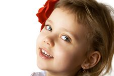Free Little Girl Royalty Free Stock Images - 2068009