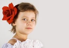 Free Little Girl Stock Images - 2068014