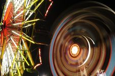 Free Fun Ride Royalty Free Stock Photo - 2068465