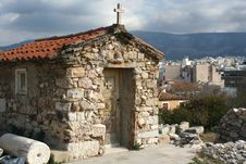 Free Shrine. Royalty Free Stock Image - 2069966
