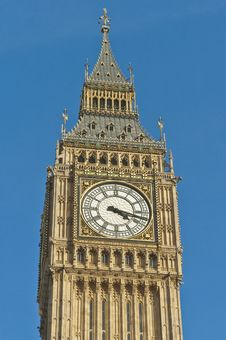 Free Big Ben At London Stock Images - 20600854