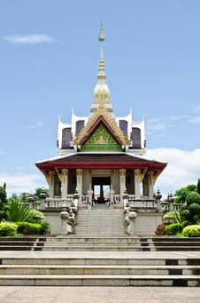 Free City Pillar Nongkhai Thailand Stock Image - 20601331