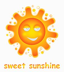 Free Sweet Happy Sunshine Stock Photos - 20602243