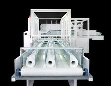 Packaging Machine Stock Images