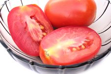 Free Tomatoes  In Bowl Royalty Free Stock Image - 20602996
